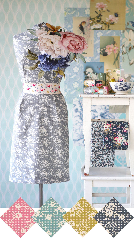 Cute Dress Fabric Nahen [ 2835 x 1596 Pixel ]