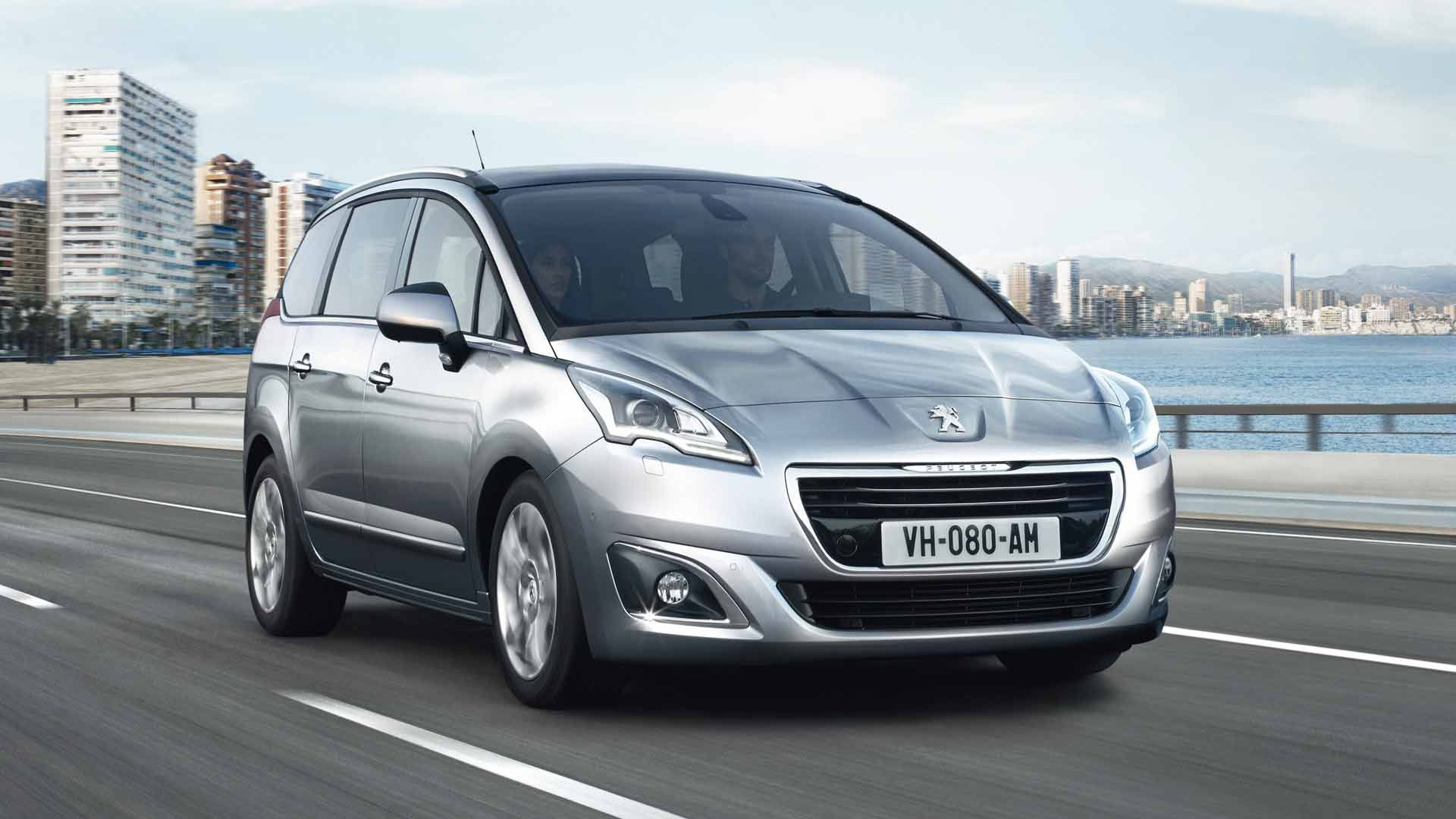Photos And Videos Peugeot 5008 7 Seater Compact And Spacious Mpv