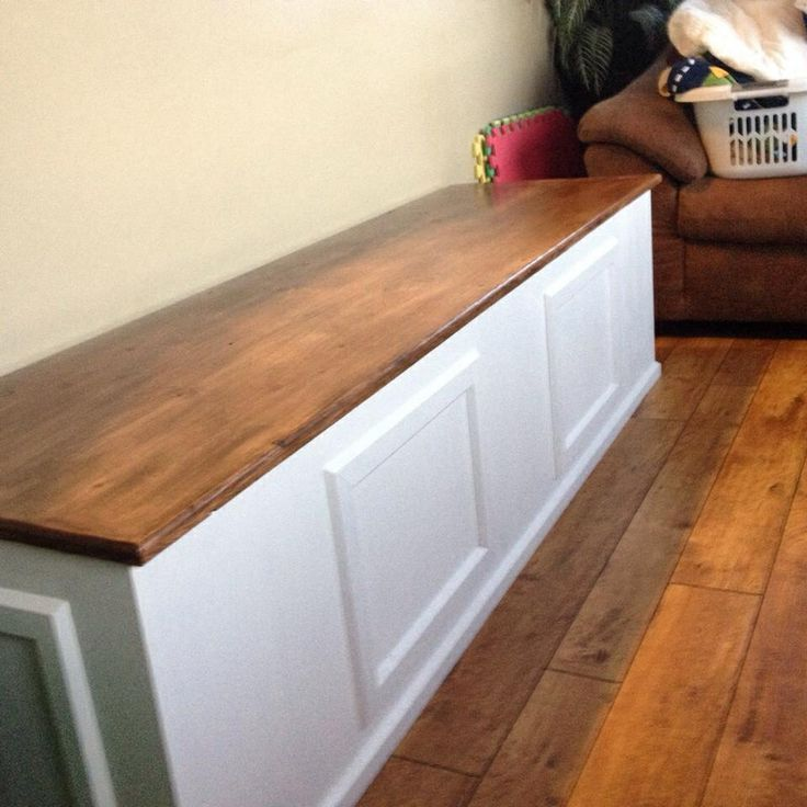Diy Toy Box Bench Easy Woodworking Plans Easy Woodworking Projects Simple Woodworking Plans Diy Toy Box
