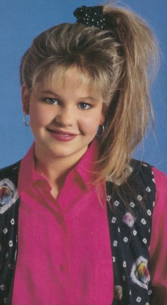 90 S Hairstyles Scrunchies 90s Hairstyles Old