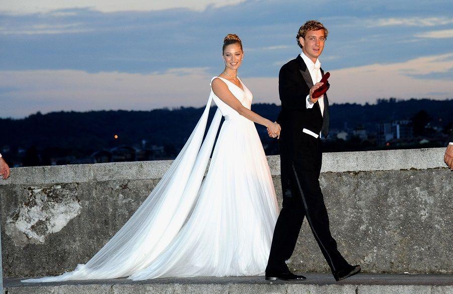 vestido de novia de beatrice borromeo - buscar con google   beatrice