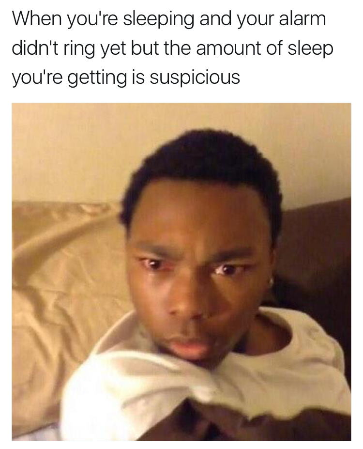 55 Hilarious Memes For Anyone Who Just Loves Sleep Funny