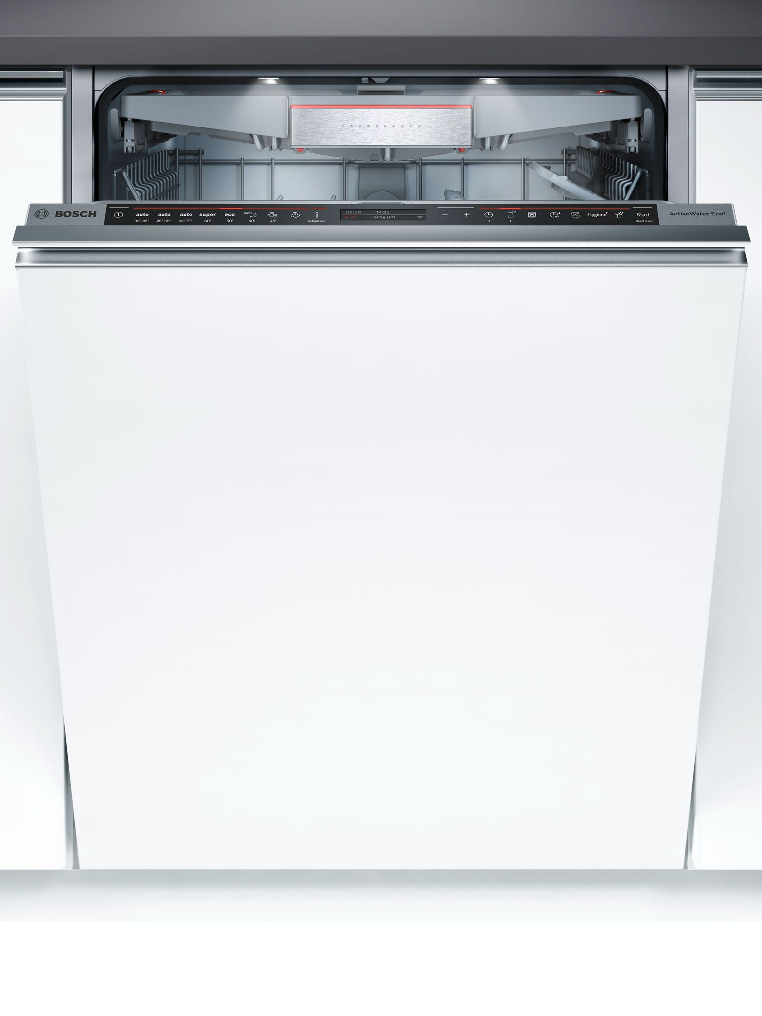 Fully integrated dishwasher Einbaugeschirrspüler