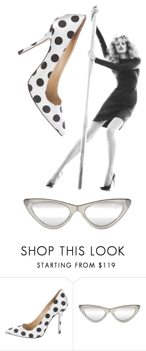 """""""HAHAHA,,,,, this IS funny ,,,,,"""" by awewa ❤ liked on Polyvore featuring DuÅ¡an and Oscar de la Renta"""