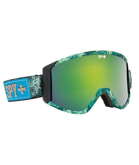 d670fa1124 Spy Raider Field Of Dreams Snowboard Goggles