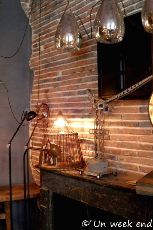 Creative Rustic Style Lighting Designs To Complement Your