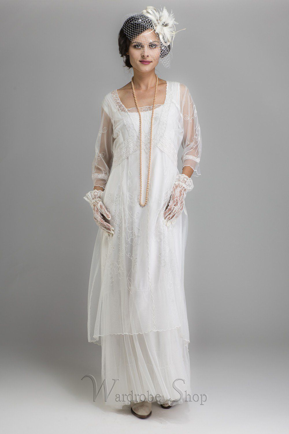 Edwardian Style Dresses Day Dresses Tea Gowns In 2020 Art Deco