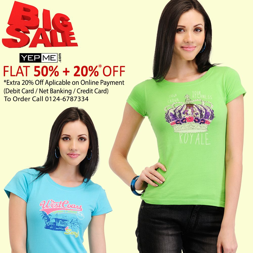 Shop for Wide Range of Graphic Tees!!! From here : http://www.yepme.com/Products.aspx?sCatId=2=202=41=Graphic%20Tees=Tees