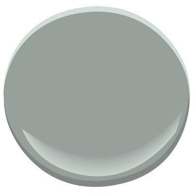 Benjamin moore puritan gray a darker gray with blue for Benjamin moore candice olson colors