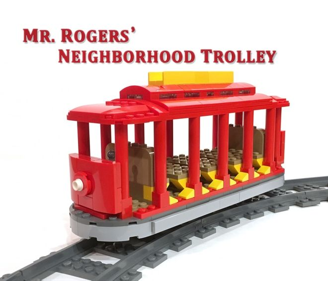 Mr Rogers Neighborhood Trolley The Neighbourhood Mister Rogers Neighborhood Mr Rogers