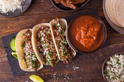 Taqueria Style Tacos - Carne Asada #asadatacos