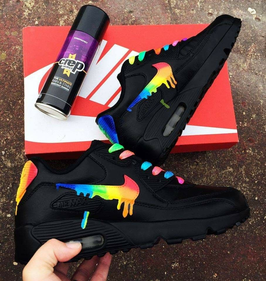 air max 90 colorate
