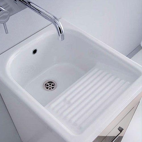 Lavatoio in ceramica Gange 40x60 | Lavanderia | Pinterest | Verandas ...