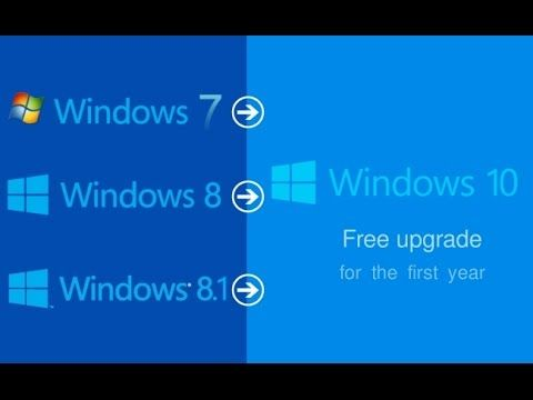 10 Reasons To Upgrade To Windows 10 Security Youtube Windows 10 Windows Upgrade To Windows 10