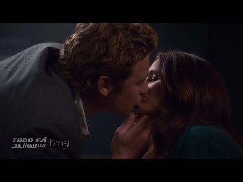 The Mentalist - 6x22 Jane and Lisbon Kiss