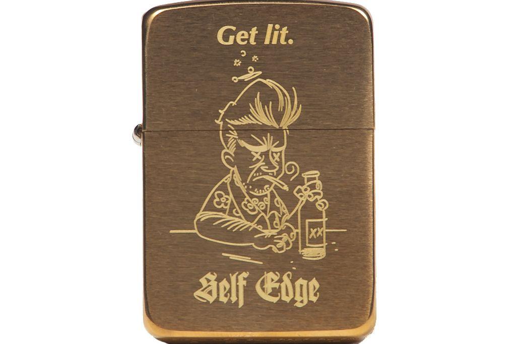 Self Edge Zippo Zippo Lighter Lighter