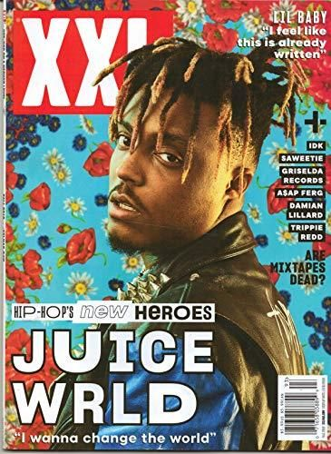 JUICE WRLD: XXL MAGAZINE FALL 2019 / HIP-HOP'S NEW HEROES