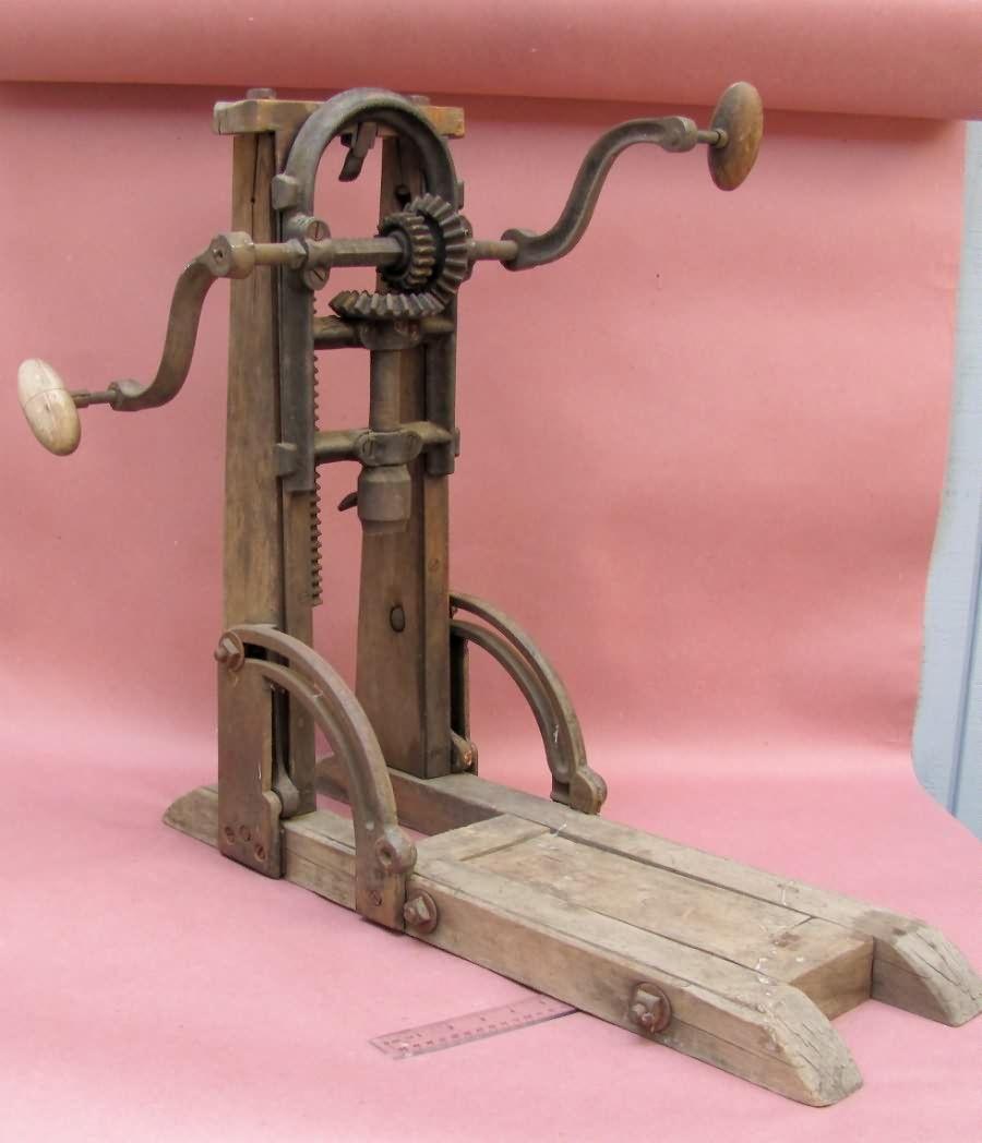 vintage barn tools