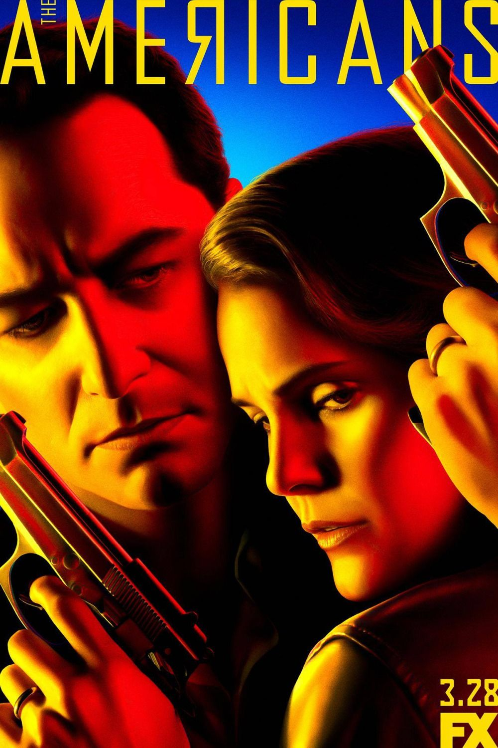 Return to the main poster page for The Americans (#16 of 16