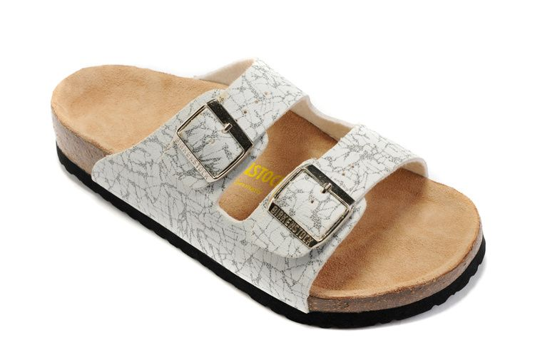 birkenstock arizona womens gray