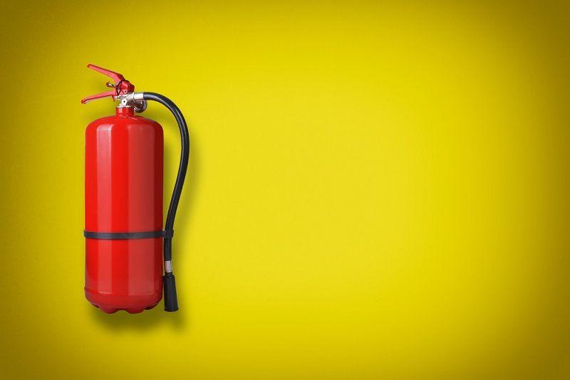 מערכות כיבוי אש בגז