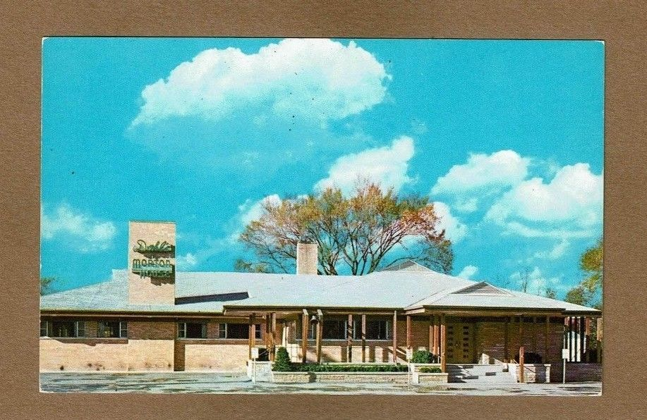 Details about Morton Grove,IL Illinois, Dohl's Morton House (Restaurant) circa 1955 #mortongrove