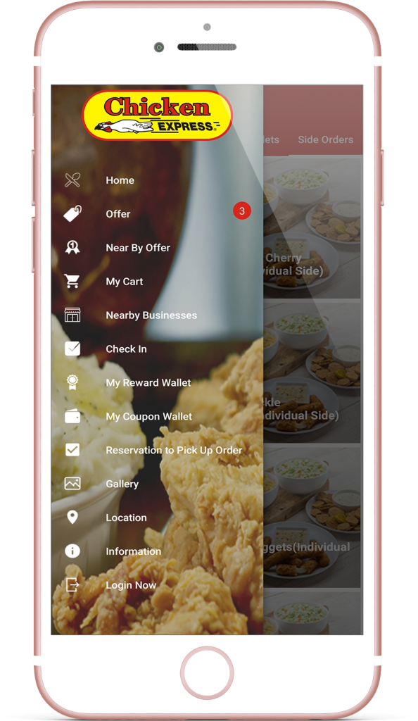 Food Delivery Mobile App Solution for Restaurant Ready