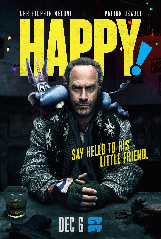 Bildergebnis für happy! serie plakat