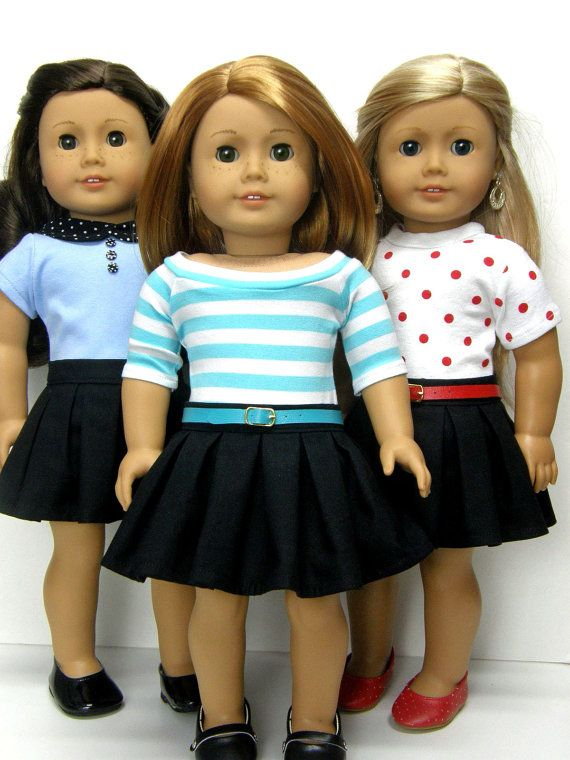 9338eaadeb4 18 inch doll clothes made to fit like american girl doll clothes ...