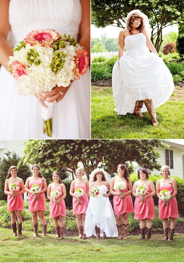 Country Wedding Colors