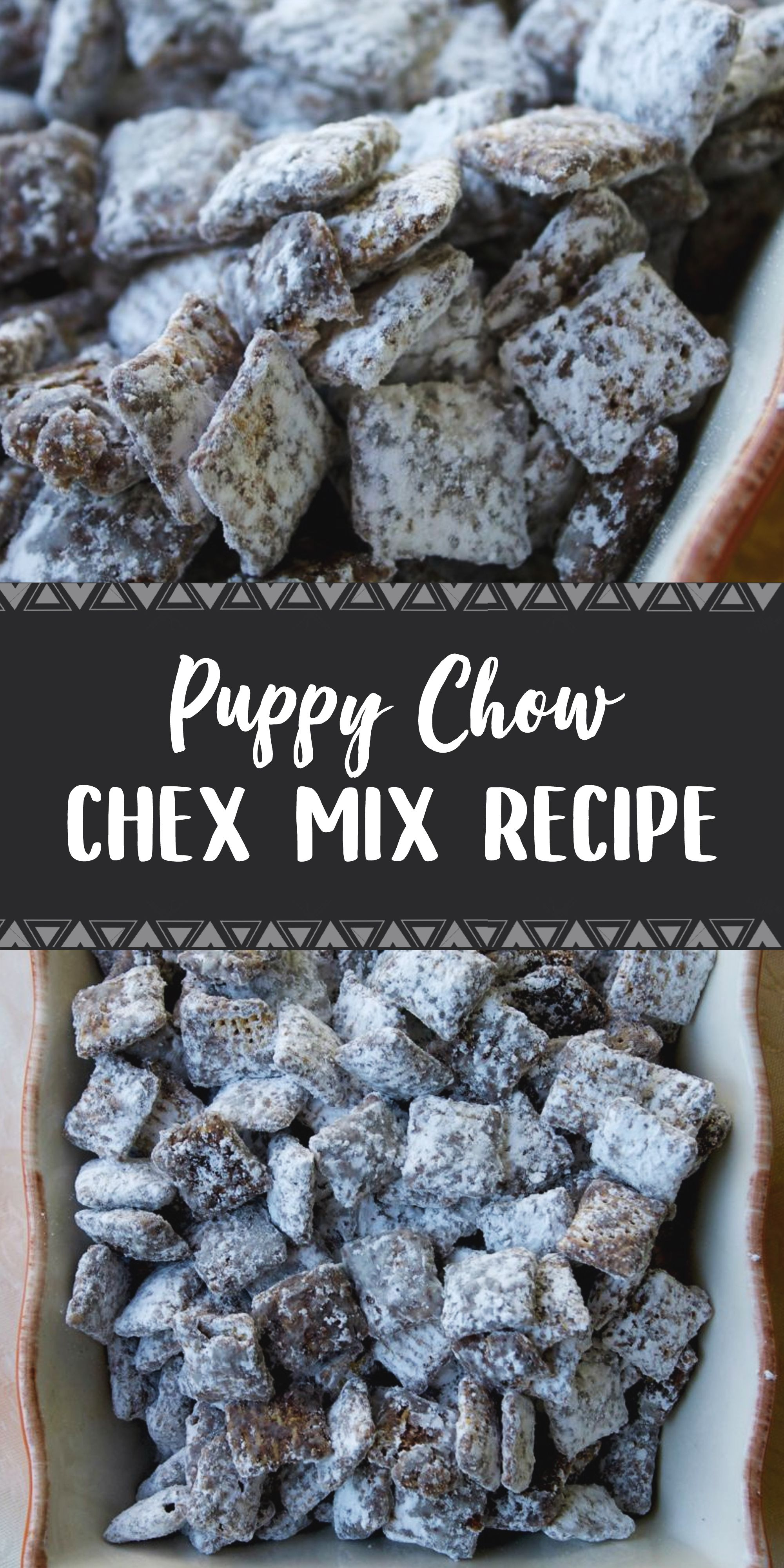 Puppy Chow Chex Mix Recipe Chex Mix Recipes Puppy Chow Chex Mix Recipe Chex Mix Puppy Chow