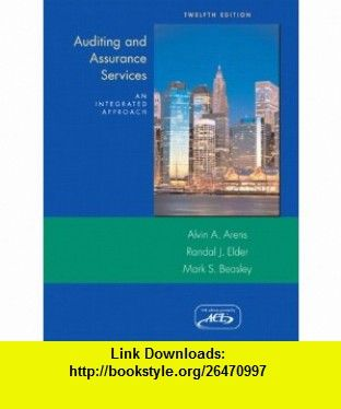 Auditing and assurance services 12th edition 9780136128274 alvin auditing and assurance services 12th edition 9780136128274 alvin a arens randal fandeluxe Gallery