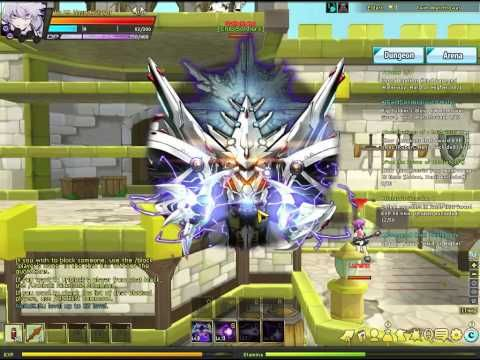 Elsword Add Gameplay Part 9 - YouTube