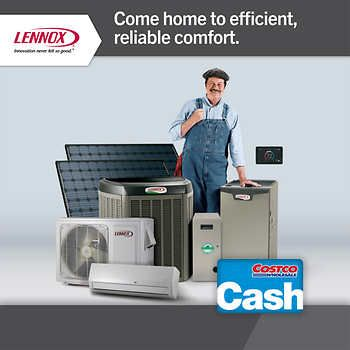 Lennox Heating And Air Conditioning Systems With Images Air