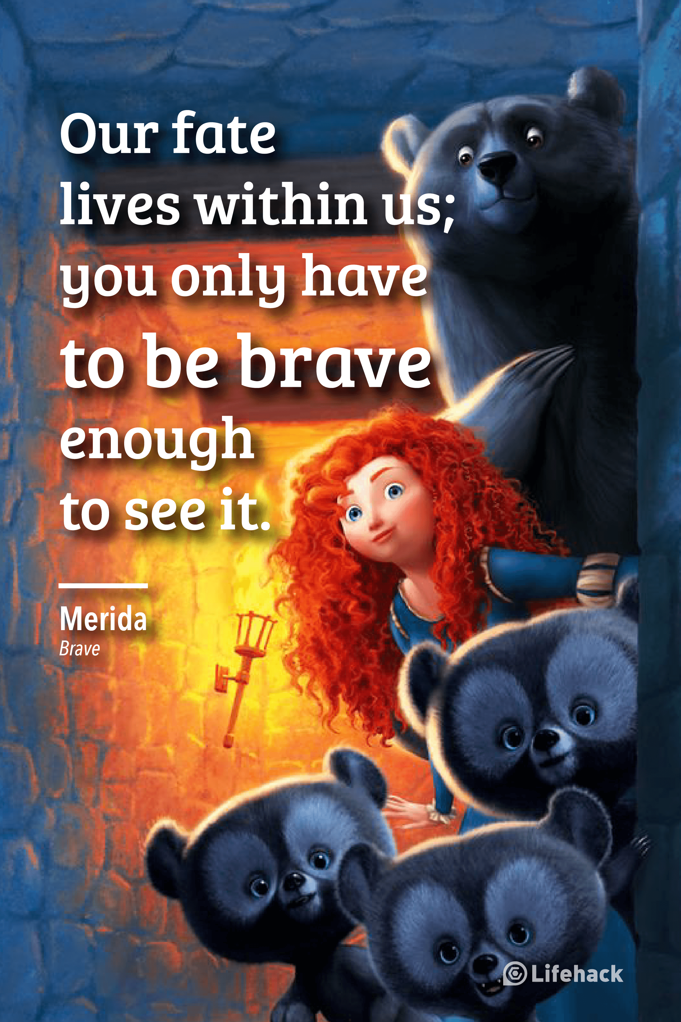 20 Charming Disney Quotes To Warm Your Heart Disney Wallpaper Disney Princess Wallpaper Disney Brave