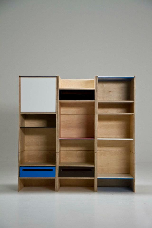 module furniture. Module Furniture / Branka Blasius Bureau A