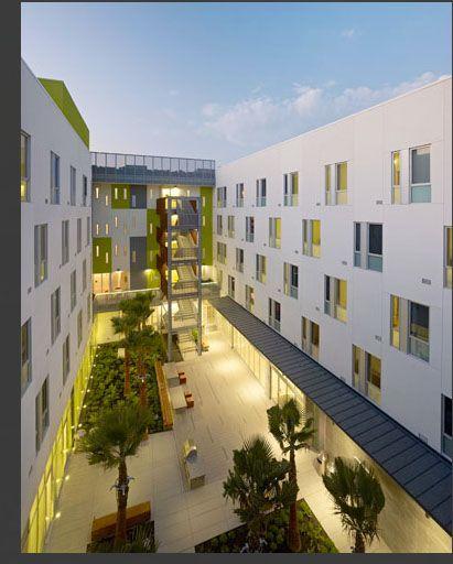 Mietshaus, Architektur