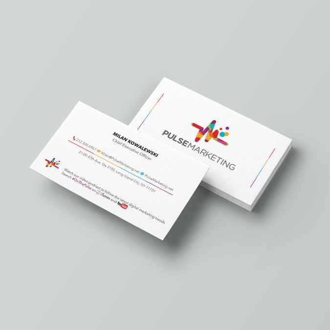Create eye catching professional business card for digital create eye catching professional business card for digital marketing agency by drr87 colourmoves Image collections