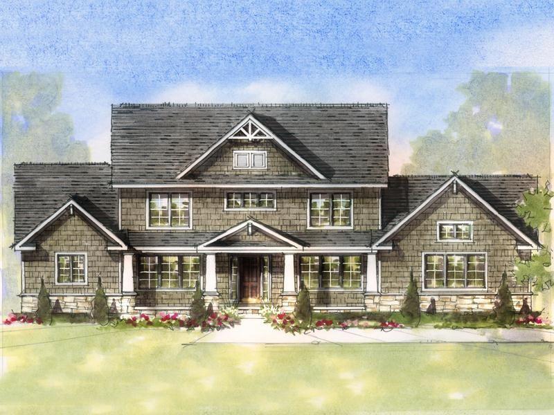 Schumacher Homes Floorplans Chapel Hill III