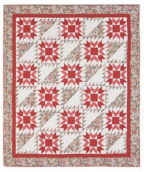 Southern Belle Quilt Pattern Download