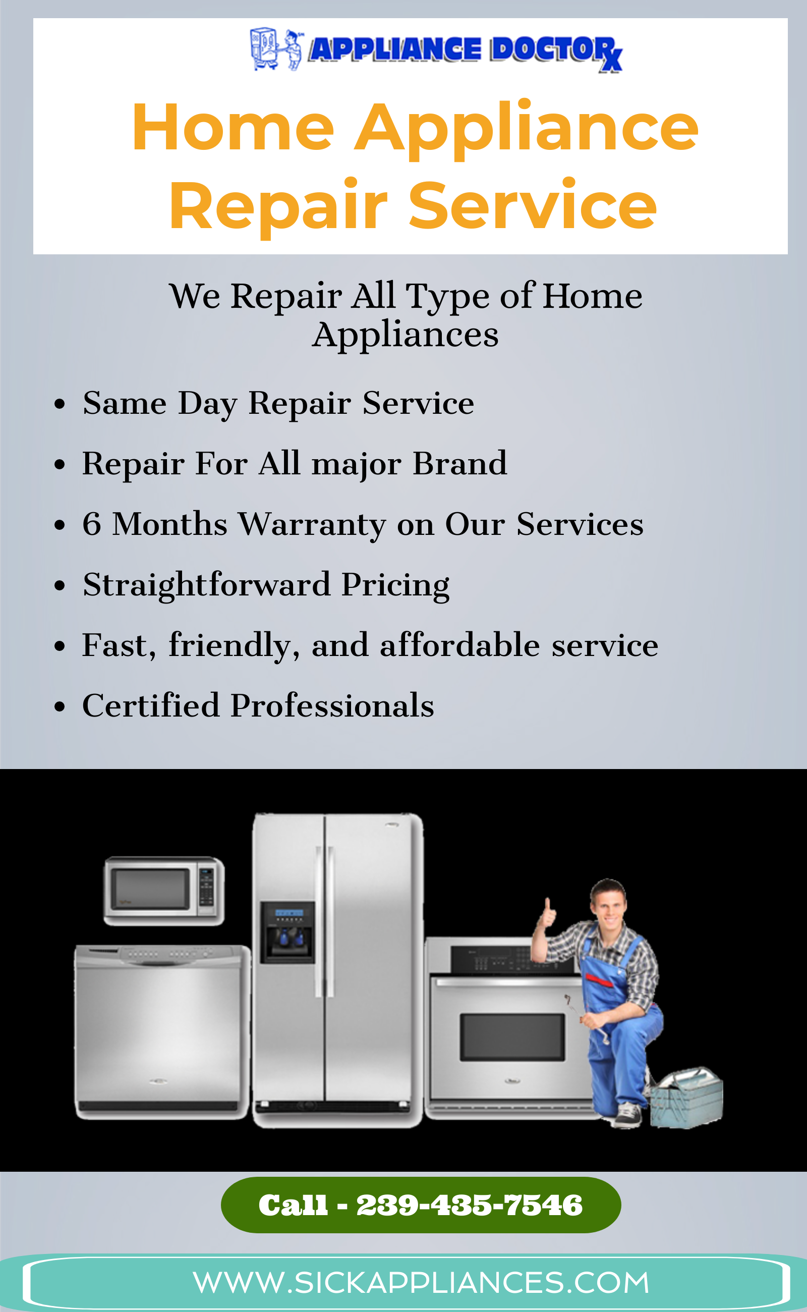 Fast Affordable Appliance Repair In Naples Appliance Repair