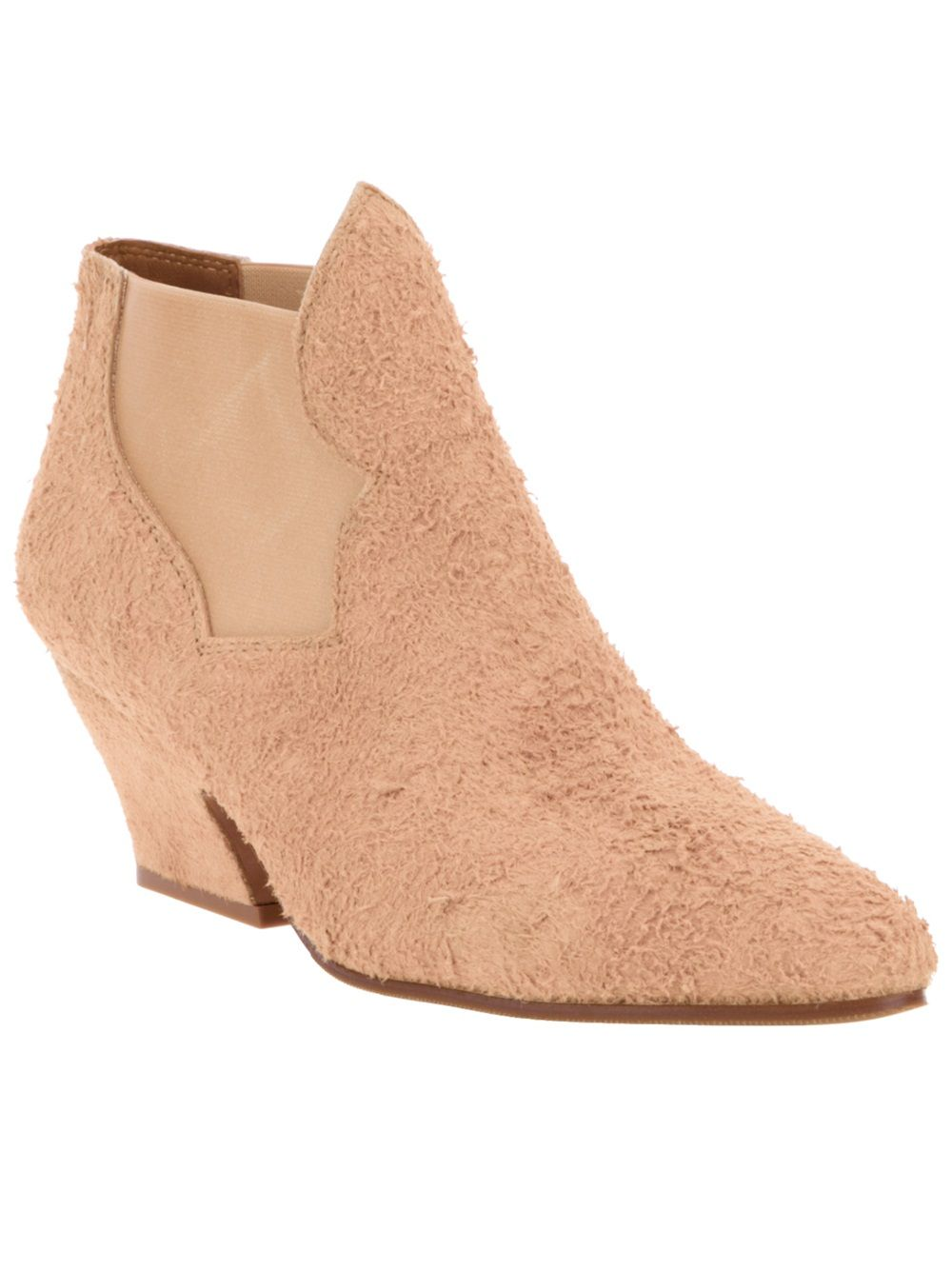 ankle boot acne