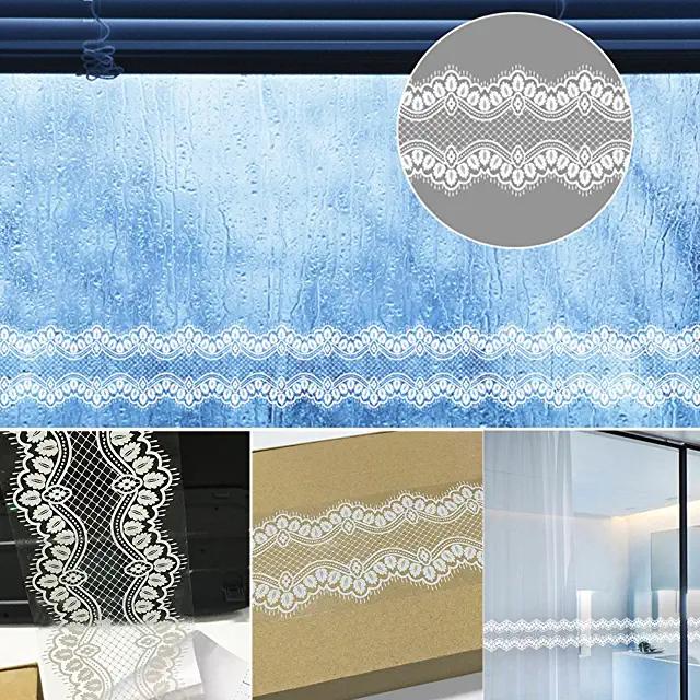 Amazon Com Border Decal Removable Wallpaper Mirror Decor Wallpaper Border