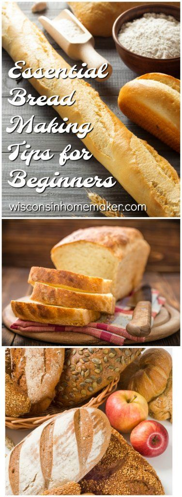 14 Must-Know Bread Making Tips for Beginners   How to make ...