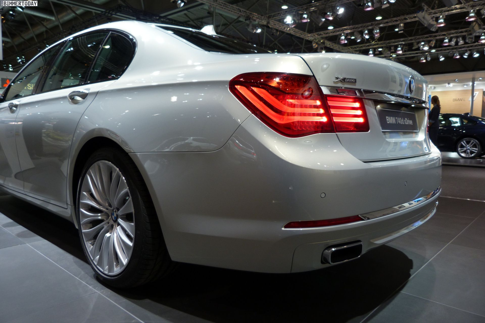 BMW of North America is recalling 92 units of 2013 2015 7 Series