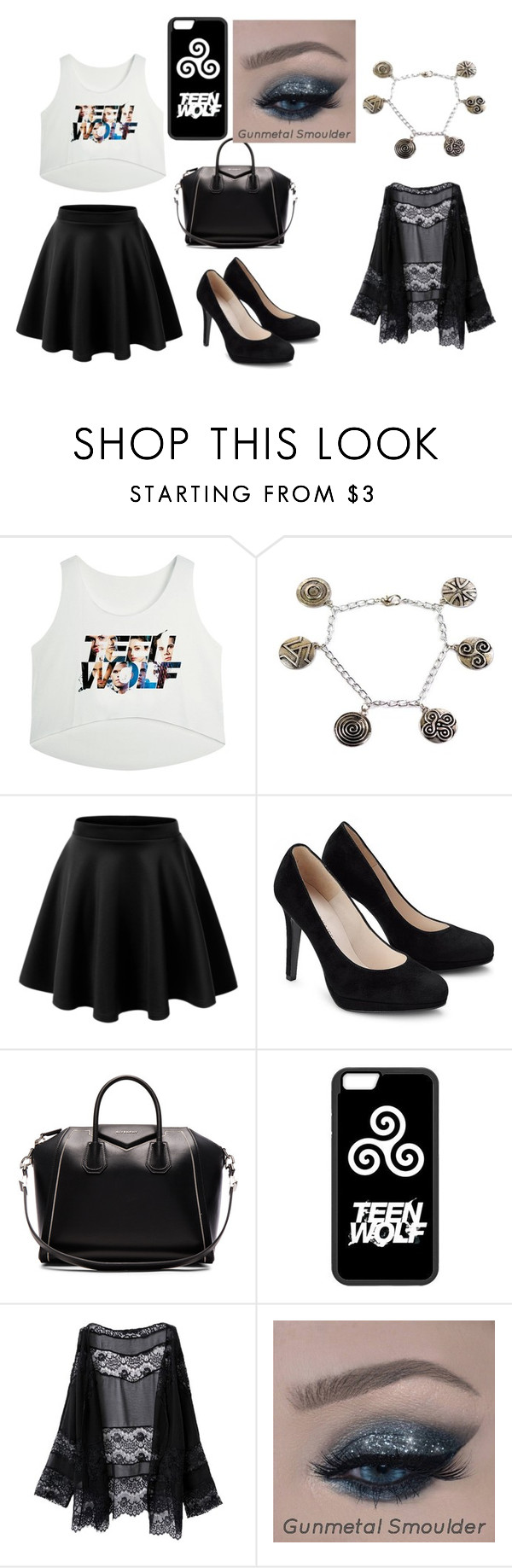 """""""teen wolf outfit"""" by bellapaige-clxxi on Polyvore featuring Givenchy"""