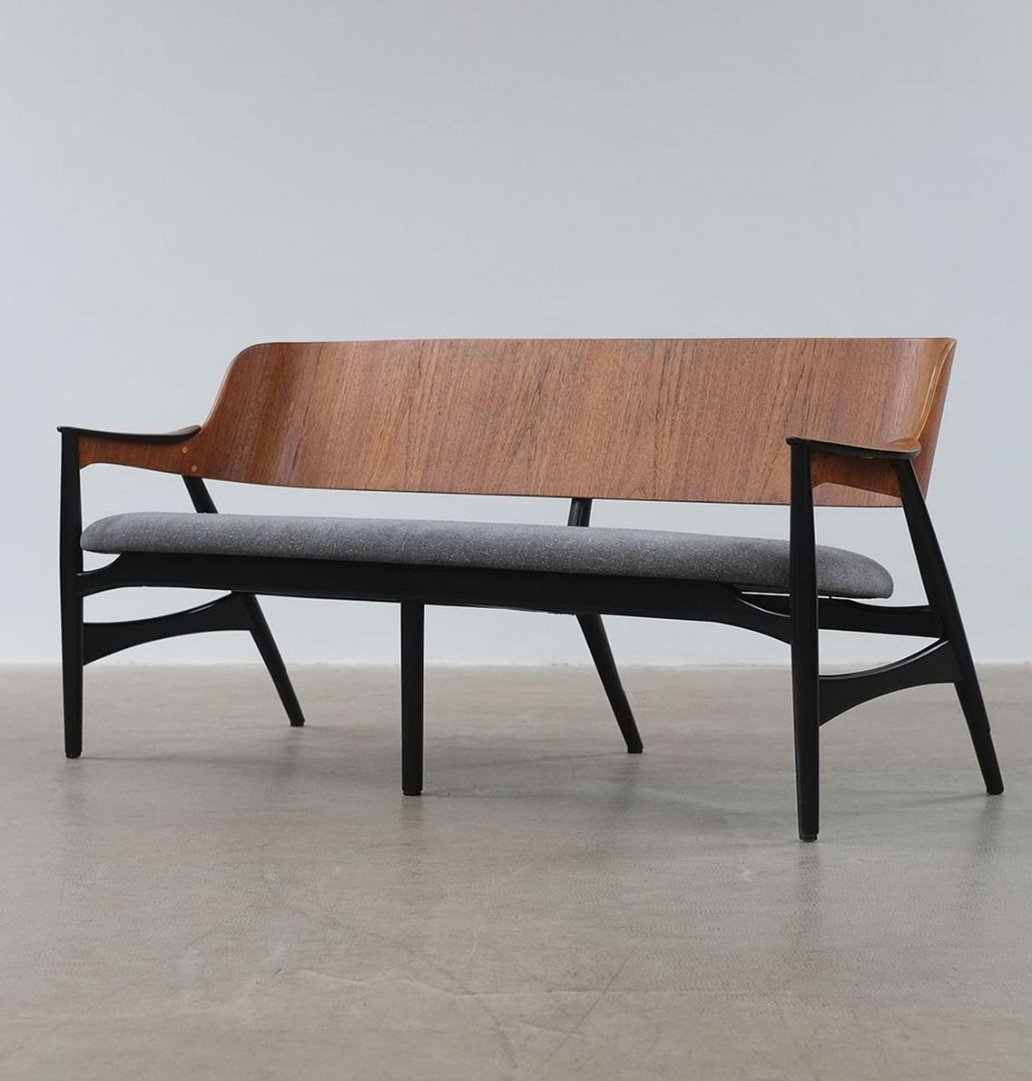 Ebonized Wood Furniture ~ Interior design decoration home decor furniture