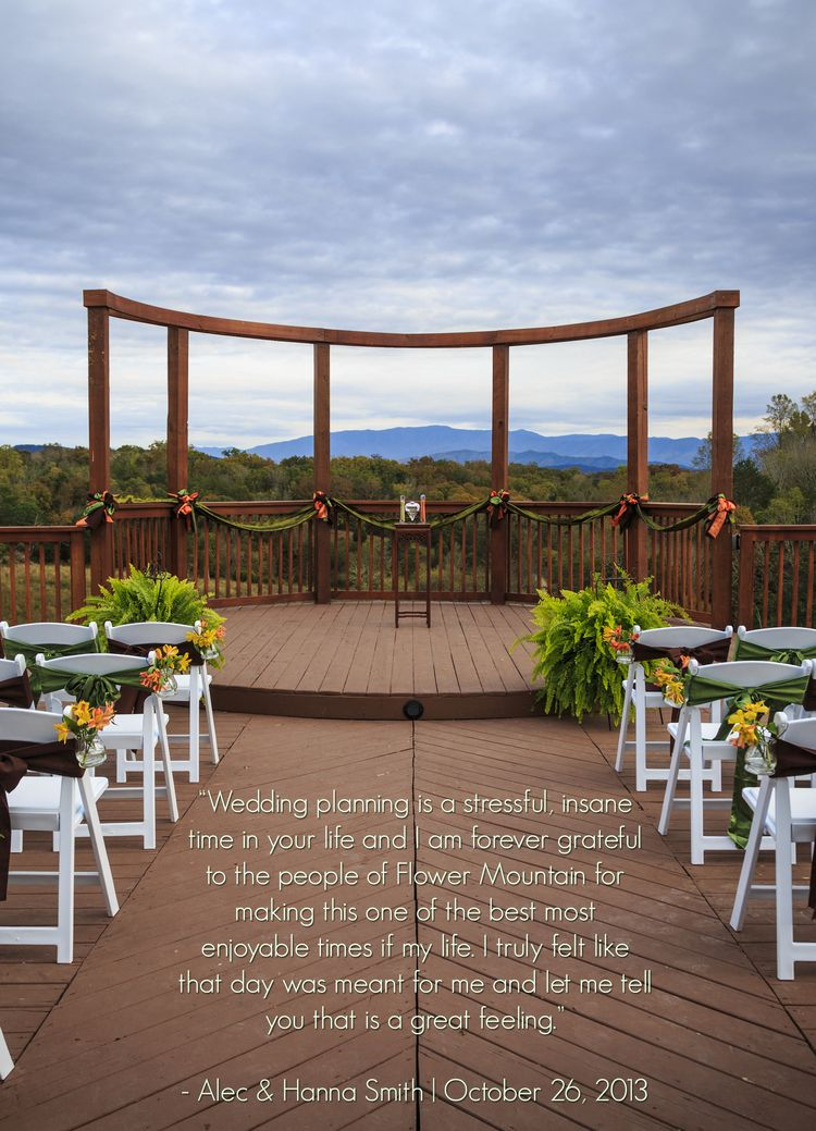 About Us Flower Mountain Weddings Receptions Gatlinburg Weddings Stress Free Wedding Gatlinburg Tn Wedding
