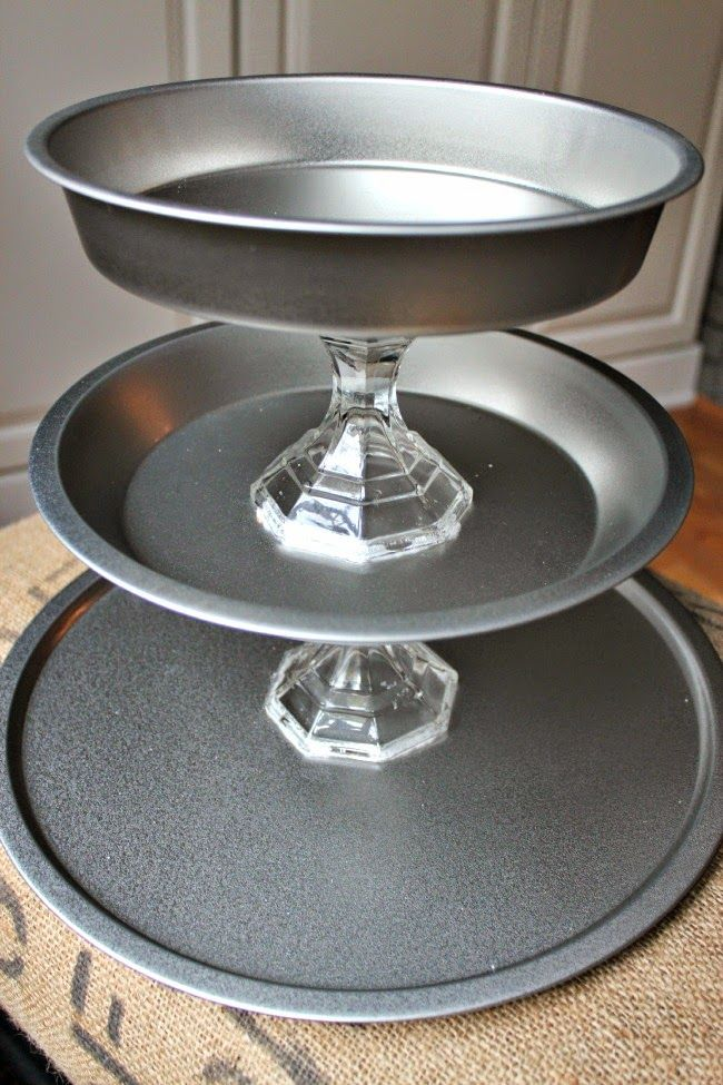 Well-known DIY} Dollar Tree Three Tier Tray Tutorial | Pinterest | Trays  NY16