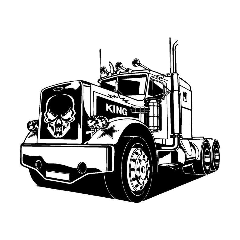Heavy Truck Logo 4 Autobucket Of Boltsclunker Svg Eps Etsy Heavy Truck Truck Tattoo Trucks
